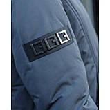 Зимняя куртка женская с мехом размер 50-52. Зимняя парка, фото 6