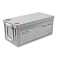Аккумулятор мультигелевый AGM LogicPower LP-MG 12 - 200 AH, фото 1
