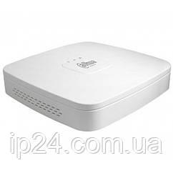 Сетевой регистратор Dahua NVR2104-4KS2 для 4-х ip камер