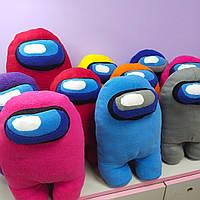 Мягкая игрушка-подушка Амонг АС разные цвета