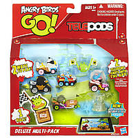Angry Birds Go Telepods Deluxe Multi-Pack