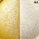 Тени для Век Meis MS 0102 Двухцветные Компактные с Аппликатором Тон 03 Цвета Белый, Желтый Макияж Глаз, фото 5