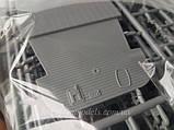 Cборная модель грузового трамвая серии Х, масштаба 1/35, Miniat 38030, фото 6