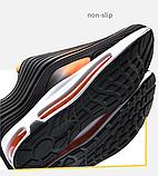 Кроссовки в стиле Nike Air Max 97 оранжевые, фото 2