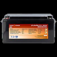 Аккумулятор LP LiFePO4 12 V - 180 Ah (BMS 80A/40А) пластик