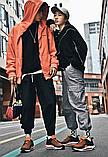 Кроссовки в стиле Nike Air Max 97 оранжевые, фото 7