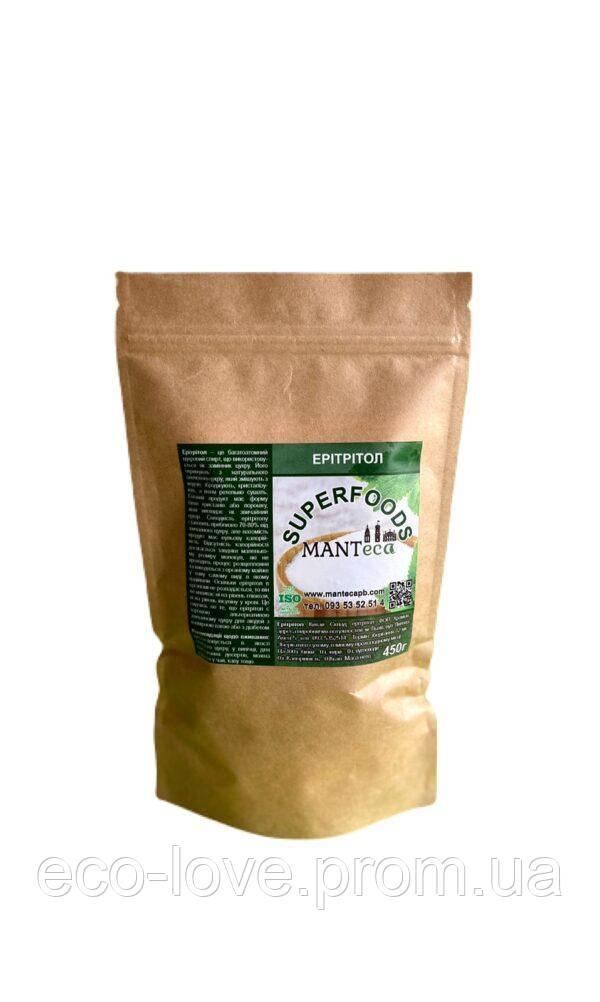 Эритритол (Эритрит), 450 грамм, ТМ Мантека