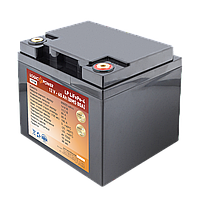 Аккумулятор LP LiFePo-4 12 V - 60 Ah (BMS 80A) пластик