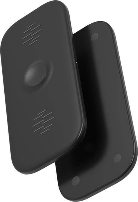 Беспроводное зарядное устройство WIWU M2 Power Air Wireless Charger 3-in-1 Black