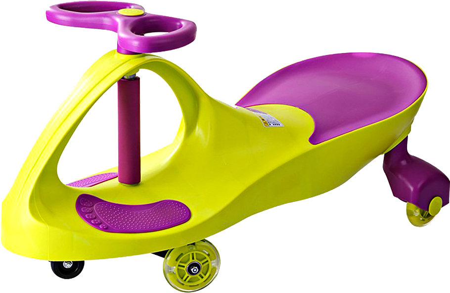 Детская инерционная машинка Happy Car PREMIUM Green/Purple ОРИГИНАЛ