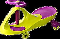 Детская инерционная машинка Happy Car PREMIUM Green/Purple ОРИГИНАЛ, фото 1