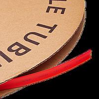 Термоусадочная трубка 8 мм (красная), фото 1