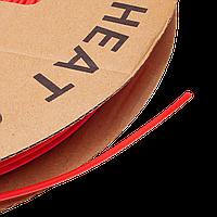 Термоусадочная трубка 3 мм (красная), фото 1