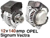 Генератор оригинальный Bosch б/у OPEL Vectra C 3.0 CDTi, Signum 3.0 V6 CDTi
