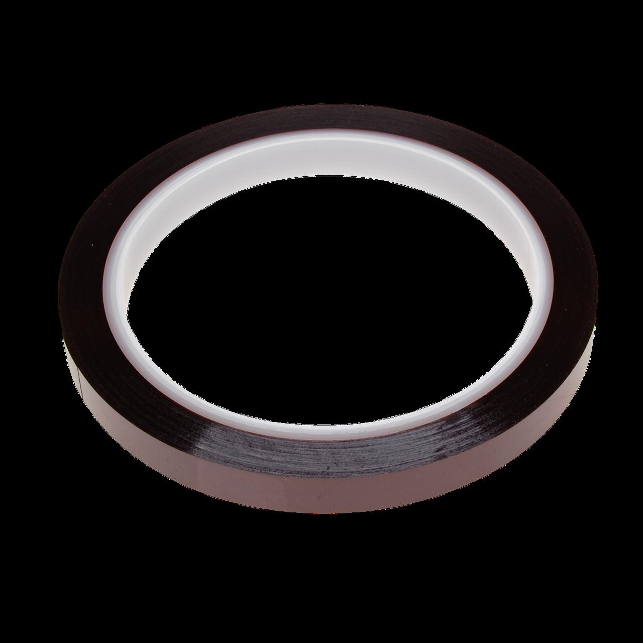 Каптоновый скотч 0.8х10 мм - 33 м (9708)