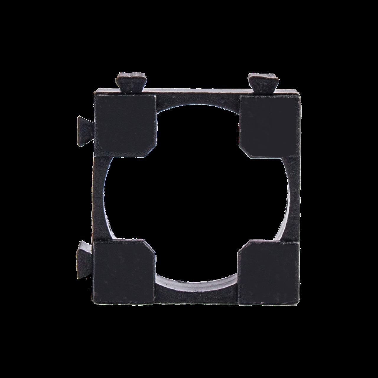 Держатель (кронштейн) аккумуляторного блока 18650 1х1 (1 шт)