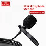 Петличный микрофон Earldom ET-E40, фото 2