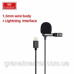 Петличный микрофон Earldom ET-E40