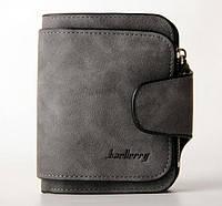 Женский клатч-кошелек Baellerry Forever Mini 2346 Темно-серый
