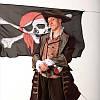 Пиратская вечеринка.Аниматоры на детские праздники,Бровары.