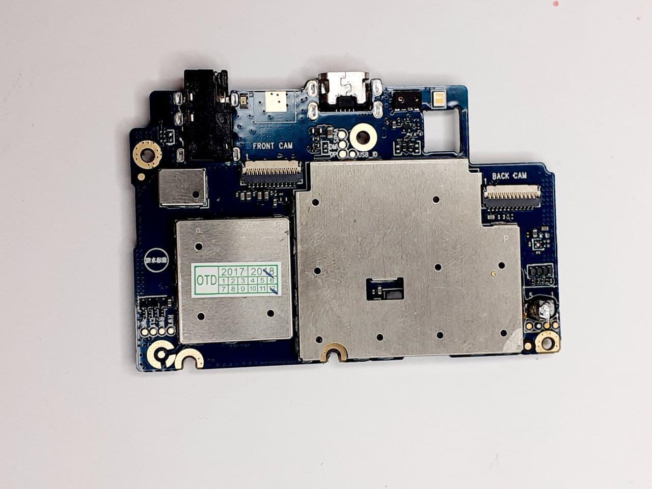 Материнская плата нерабочая Bravis A512 Harmony Pro 2/16GB б.у.