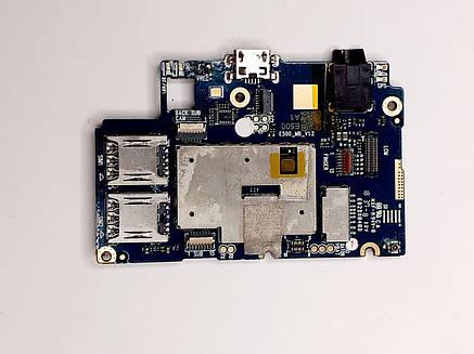Материнская плата нерабочая Bravis A512 Harmony Pro 2/16GB б.у., фото 2