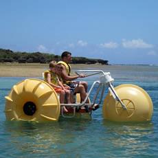 Велосипеды водные, катамараны