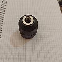 Патрон Быстрозажимной в пластике 1-10 мм посадка 3/8 24UNF для шуруповёрта