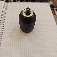 Патрон Быстрозажимной в пластике 2-13 мм посадка 3/8 24UNF для шуруповёрта
