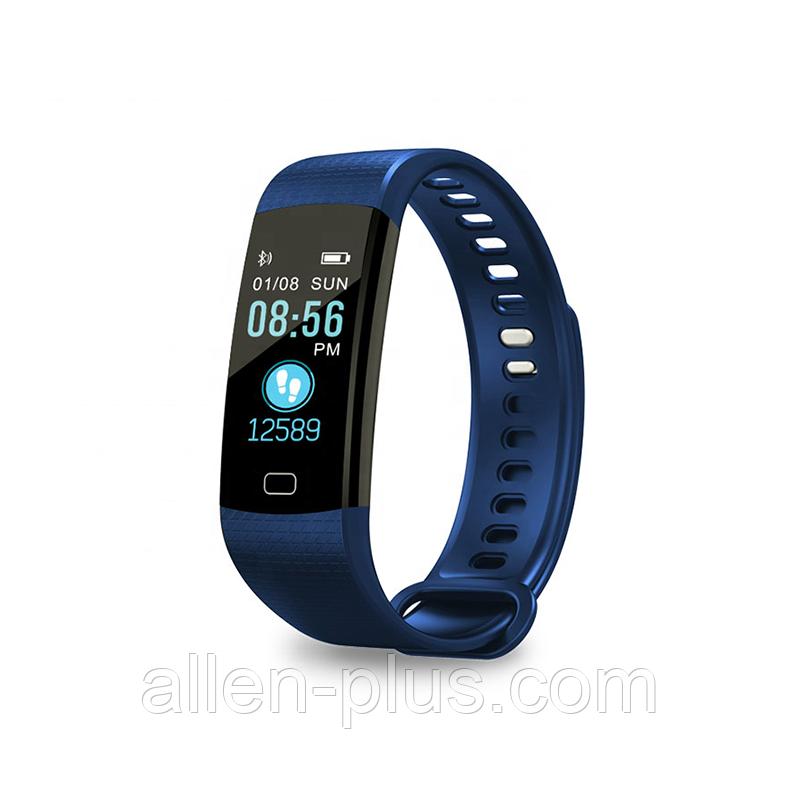 Смарт Фитнес-браслет Bluetooth HAVIT HV-H1108A, Red, Blue