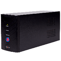LogicPower LP 650VA (390W) металл, фото 1