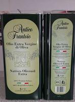 Масло растительное Оливковое масло Antico Frantoio Olio Extra Vergine Di Oliva