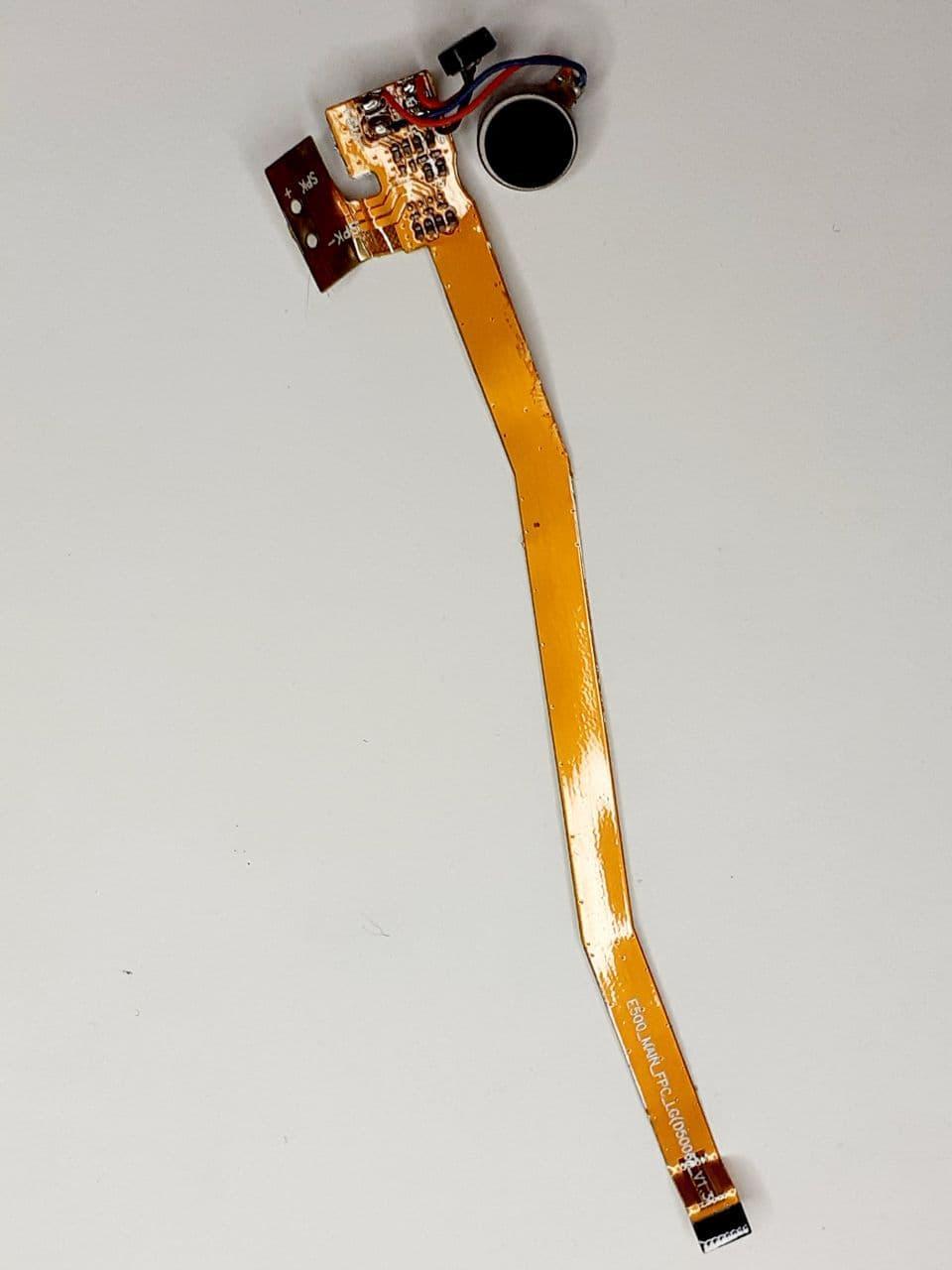 Межплатный шлейф с вибромотором Bravis A512 Harmony Pro  б.у.