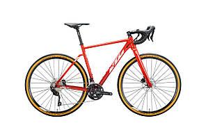 """Велосипед KTM X-STRADA 720 28"""", рама L, красно-белый, 2020"""