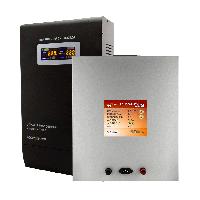Комплект резервного питания Logicpower W3000 + литеевая (LifePo4) батарея 5200 ватт, фото 1