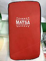 Макивара Matsa прямая КОЖА, фото 1