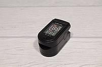 Беспроводной Измеритель пульса Fingertip Pulse Oximeter LK87 пульсометр на палец, компактный пульсоксиметр, фото 6