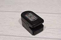 Беспроводной Измеритель пульса Fingertip Pulse Oximeter LK87 пульсометр на палец, компактный пульсоксиметр, фото 8