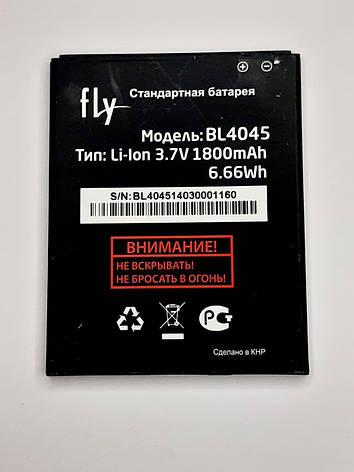 Аккумулятор BL4045  Fly IQ4410i Phoenix 2 Original б.у., фото 2