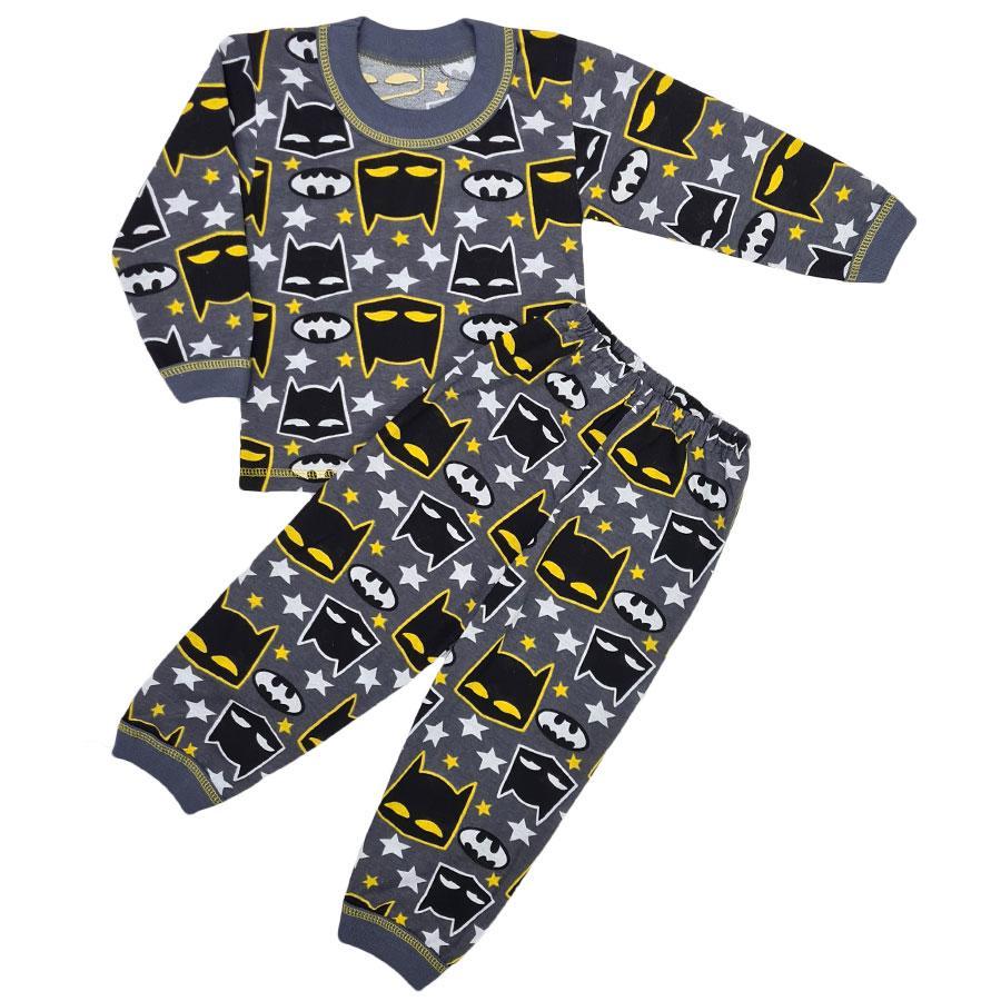 """Пижама для мальчиков """"Бэтмен"""" (кулир)"""
