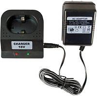 Зарядное устройство для аккумуляторных батарей шуруповерта Асеса - 18 В
