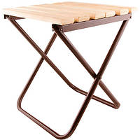 Стул Гранит - 330 x 300 x 350 мм деревянный