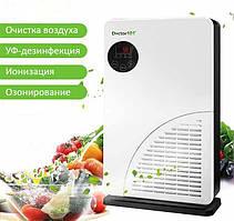 Побутовий Озонатор 4 в 1 Очищувач повітря+Озонатор+Іонізатор+ УФ ATLANT 600 мг/год А1 Doctor 101