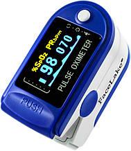 Пульсоксиметр для измерения уровня кислорода в крови + Подарок!!!