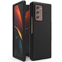 Чехол Fusion X Slim для Samsung Galaxy Z Fold 2 Matte Black (SLSG0049)