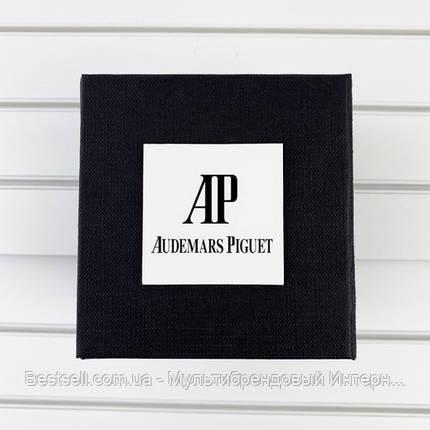 Подарункова Коробочка для годинника з логотипом AMST Black, фото 2