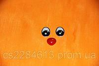 Носики для игрушек и кукол,красный,1,0*0,8 см
