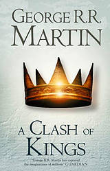 A Song of Ice and Fire Book 2. A Clash of Kings (тверда обкладинка)