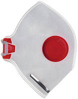 Респиратор Vita - неон-3К FFP-3D красный 10 шт.