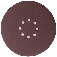 Круг шлифовальный самозацепной Рамболд - 225 мм x Р60 с отверстиями (10 шт.)